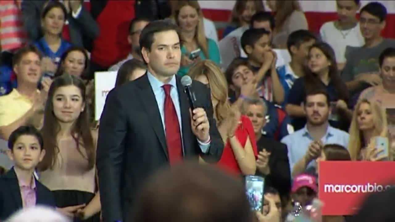 Rubio bemoans lack of civility amid gun control debate
