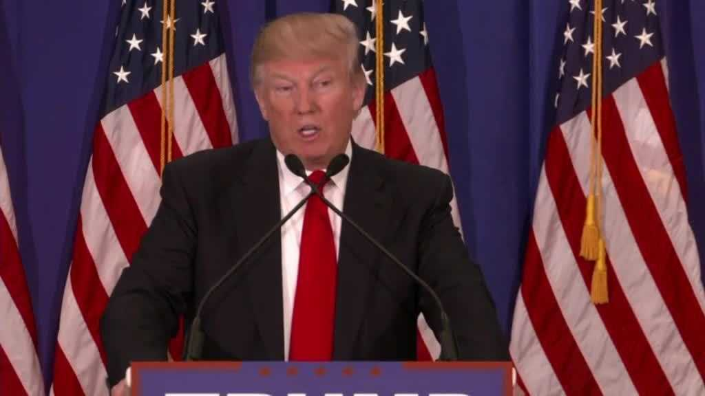 Debate commission: Donald Trump had audio 'issues'