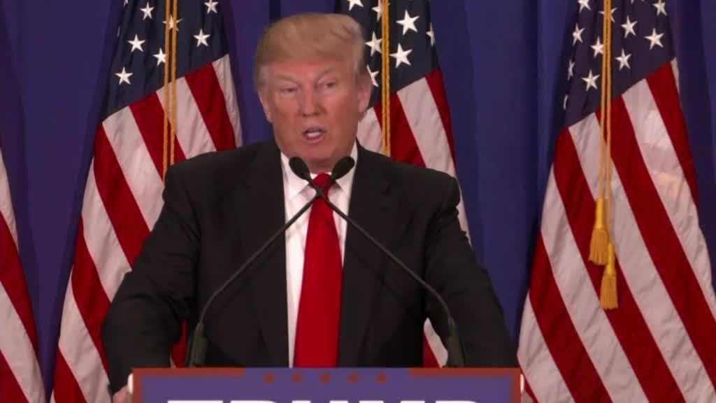 Donald Trump IB image