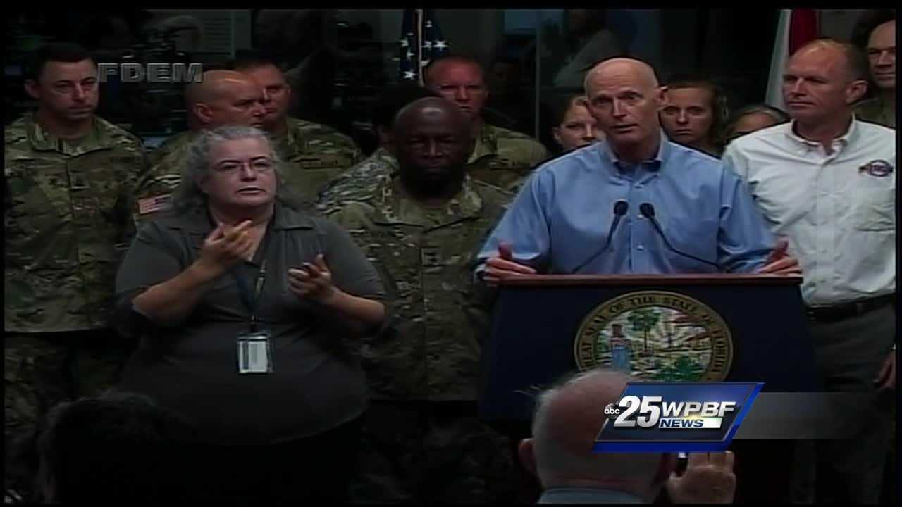 Gov. Rick Scott declares state of emergency
