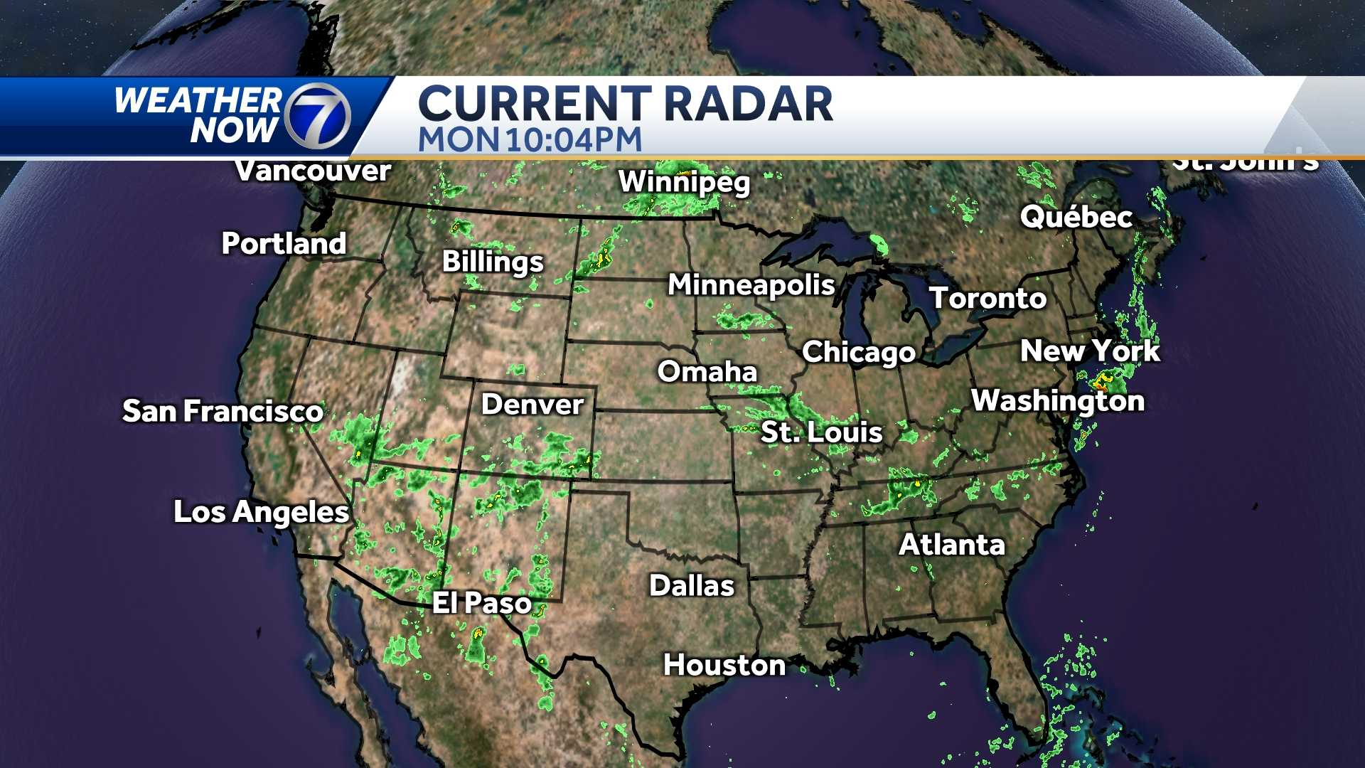 Atlanta Weather Map Parade Of Storms To Continue In Western Usa: Us Weather Map Room At Usa Maps
