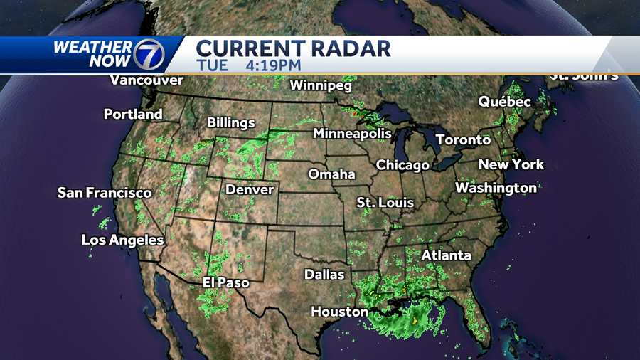 US Doppler Radar Weathercom Current Weather Map Weathercom - Current us weather