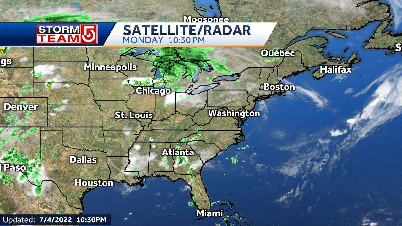 From flip-flops to fleece: Temps falling throughout the day | WCVB