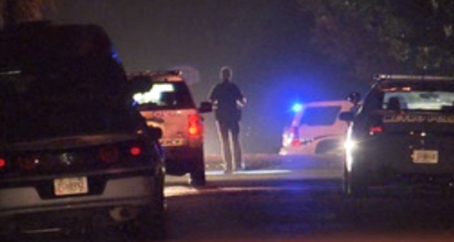 Police investigate early Monday shooting .