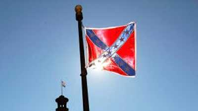Confederate flag reappears in SC