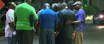 Prayers being said in Charleston.