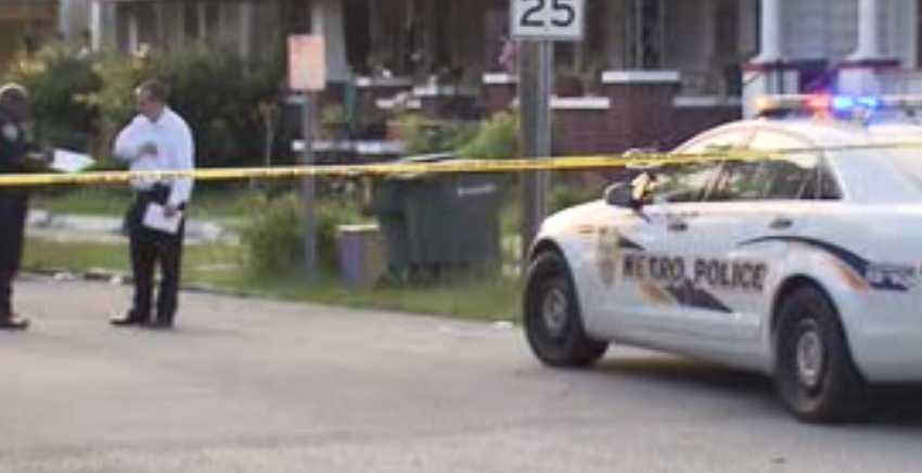 Savannah-Chatham Metro Police were on scene at a shooting Wednesday evening.