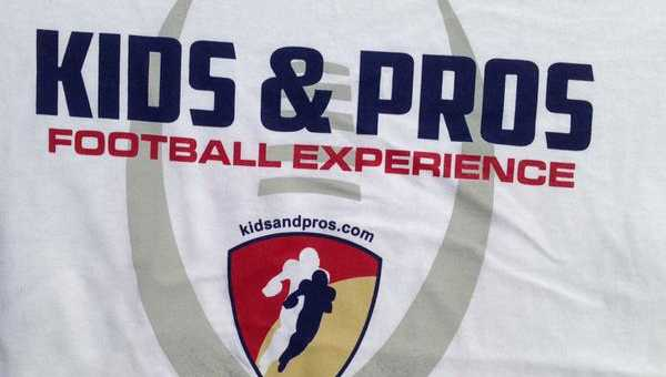 Three-day free football camp underway in Pooler