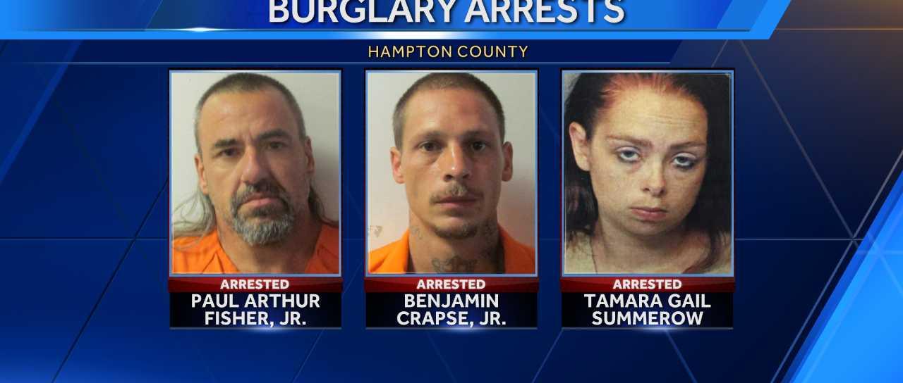 Courtesy: Hampton County Sheriff's Office
