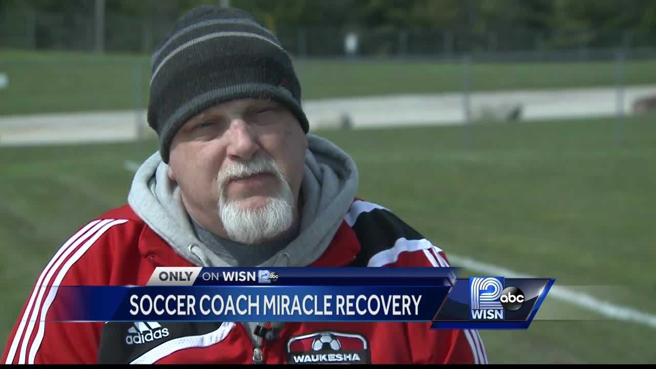 Local soccer coach redefining true underdog story