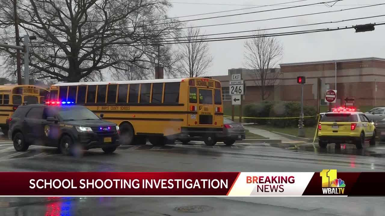 ATF does emergency trace on gun used in Great Mills High School