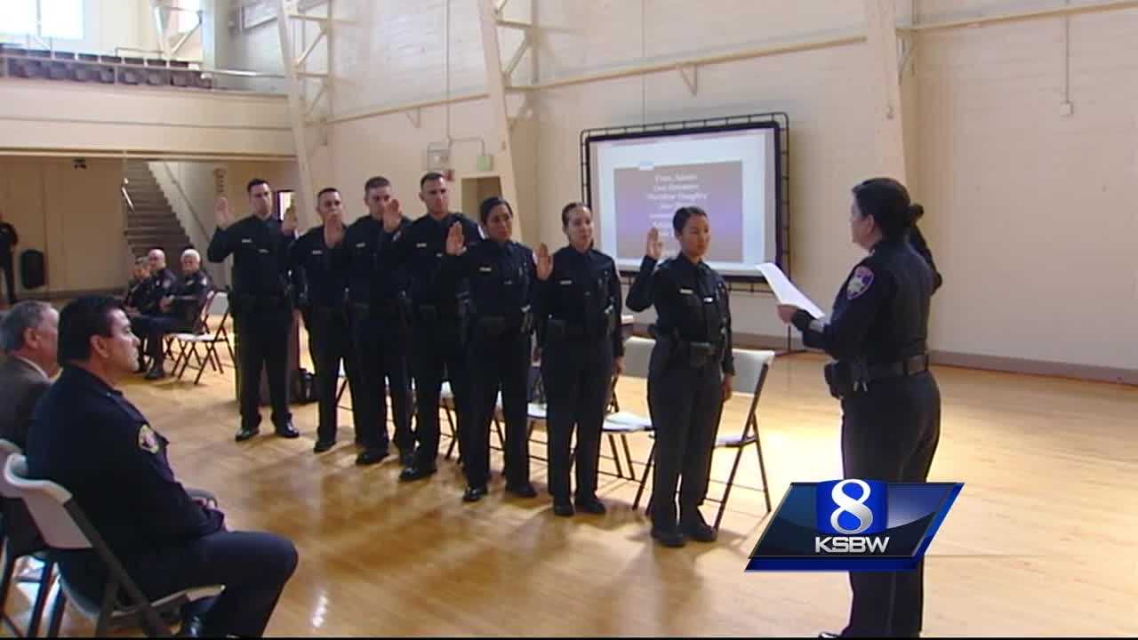 assigning police officers to schools
