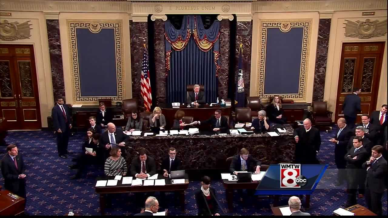 Maine's delegation weighs in on possible government shutdown