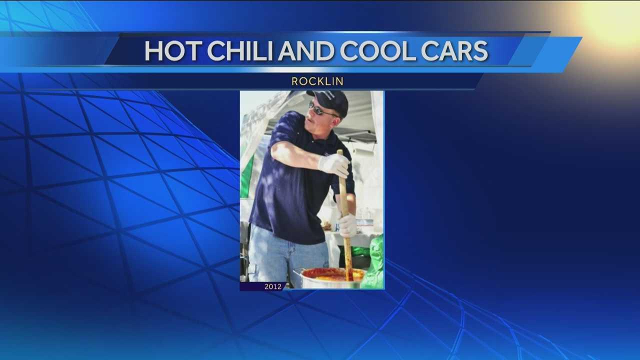 Hot Chili Cool Cars At Rocklin Chili CookOff - Cool cars hot chili rocklin