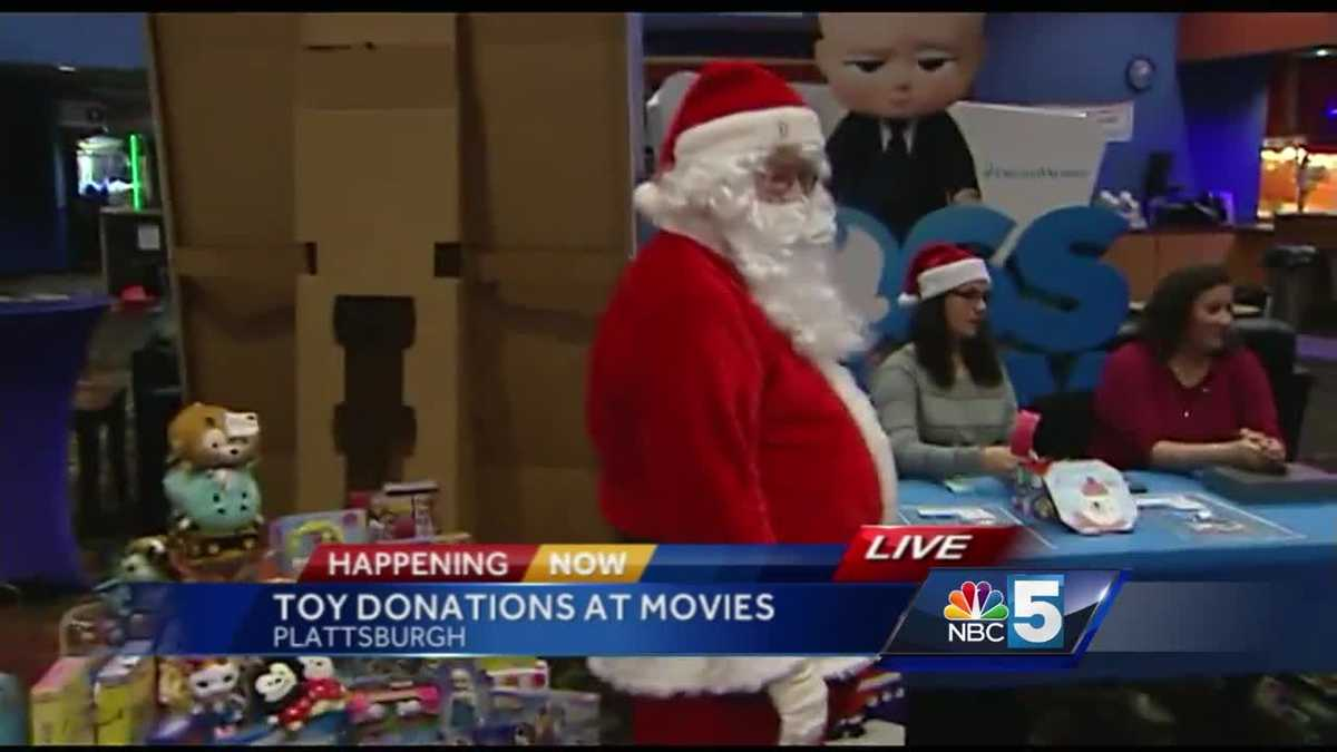 The Santa Clause 2 Toys For Tots : Santa collects toys for tots at cumberland