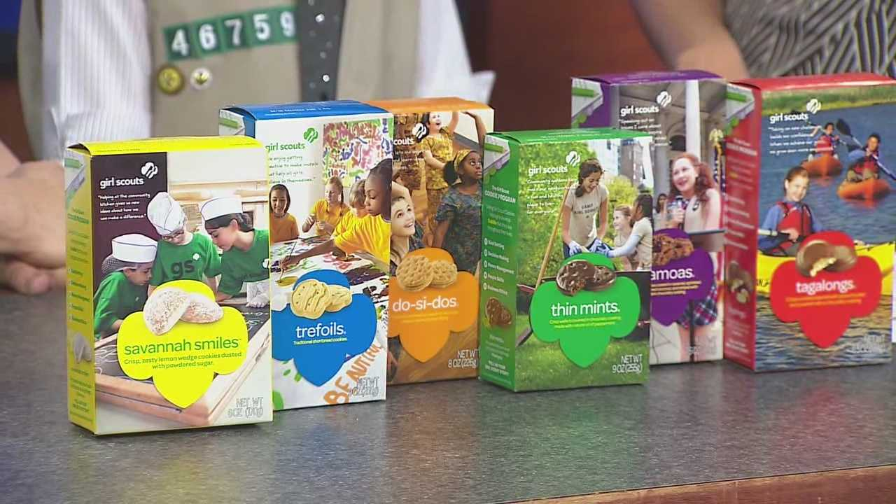 girl scouts of western ohio are taking cookie orders