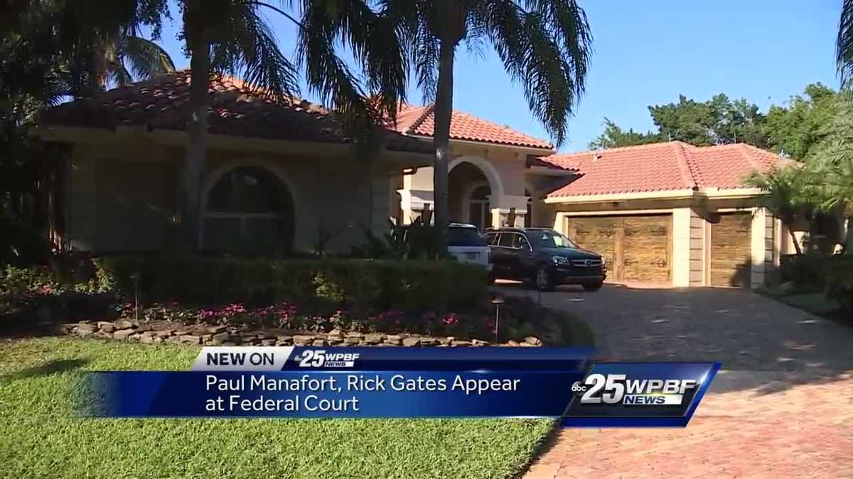Paul Manafort Looking To Put His Palm Beach Gardens Home