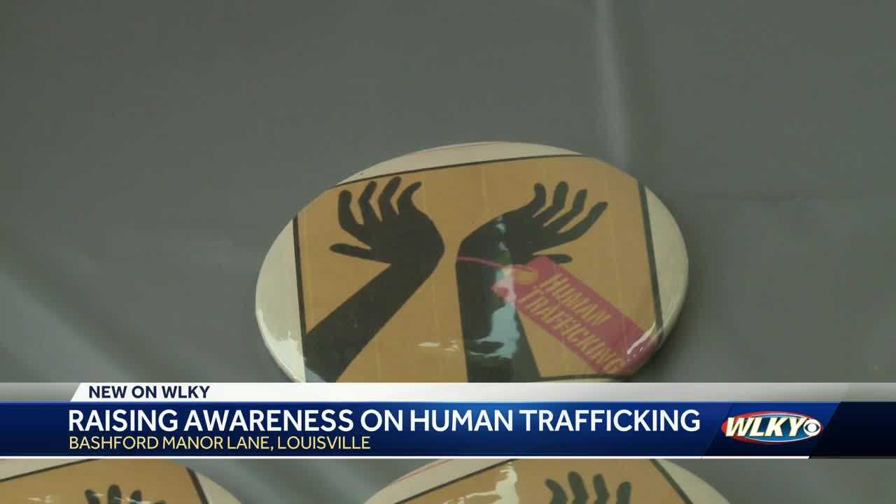 Event raises awareness on human trafficking