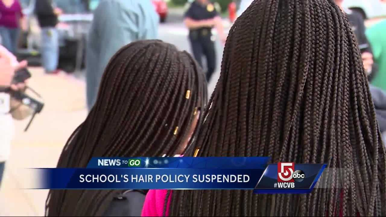 School Suspends Hair Extension Ban Boston News Newslocker