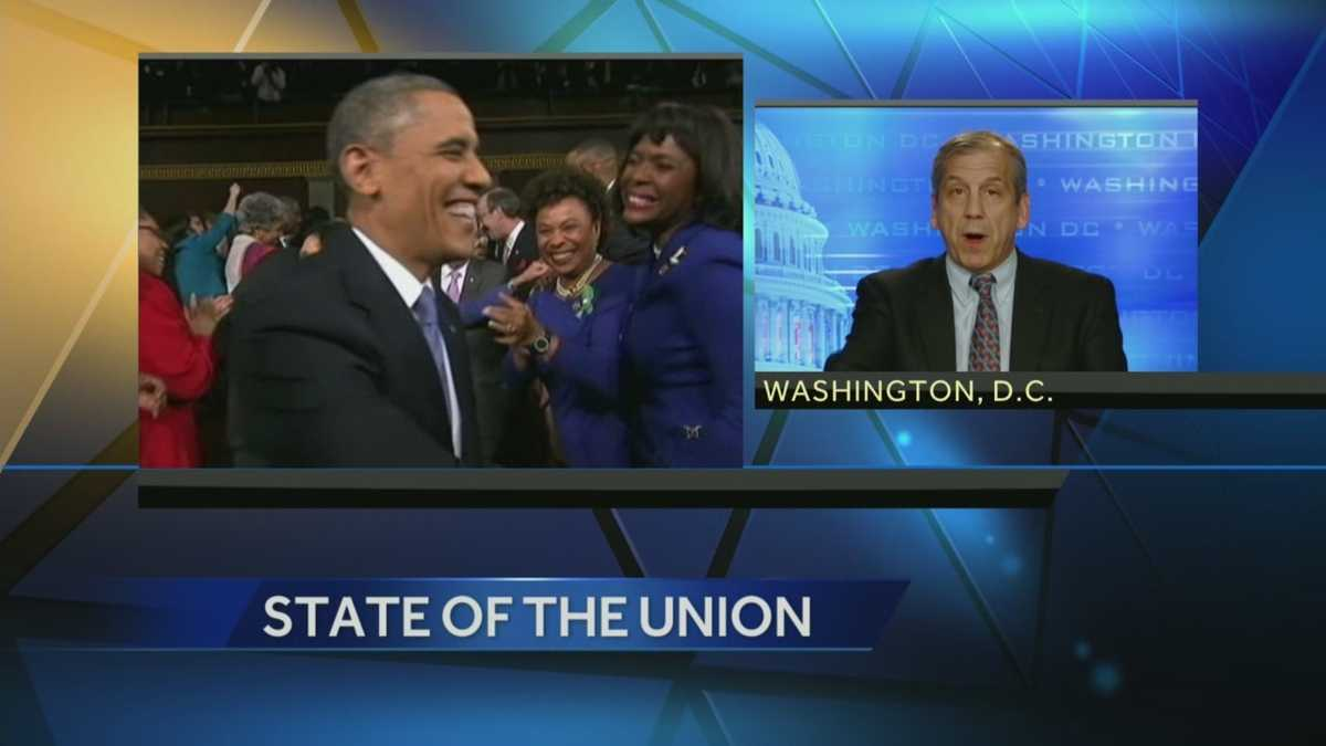 the state of the union address This statistic presents viewer numbers for each of the state of the union addresses from 1993 to 2018 barack obama's final state of the union address, which took place on january 12, 2016, attracted 3133 million viewers across the united states.