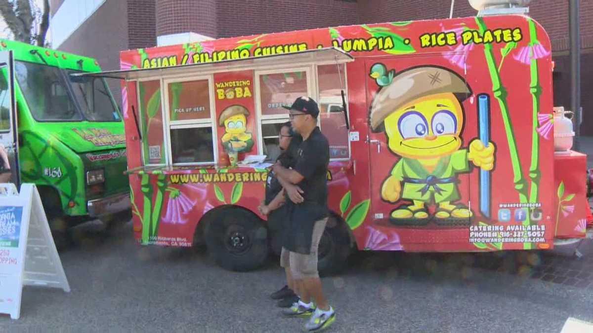 Johnson Springview Park Food Trucks