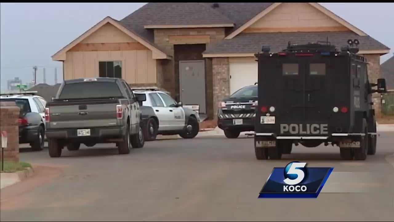 SWAT team works two standoff situations in metro