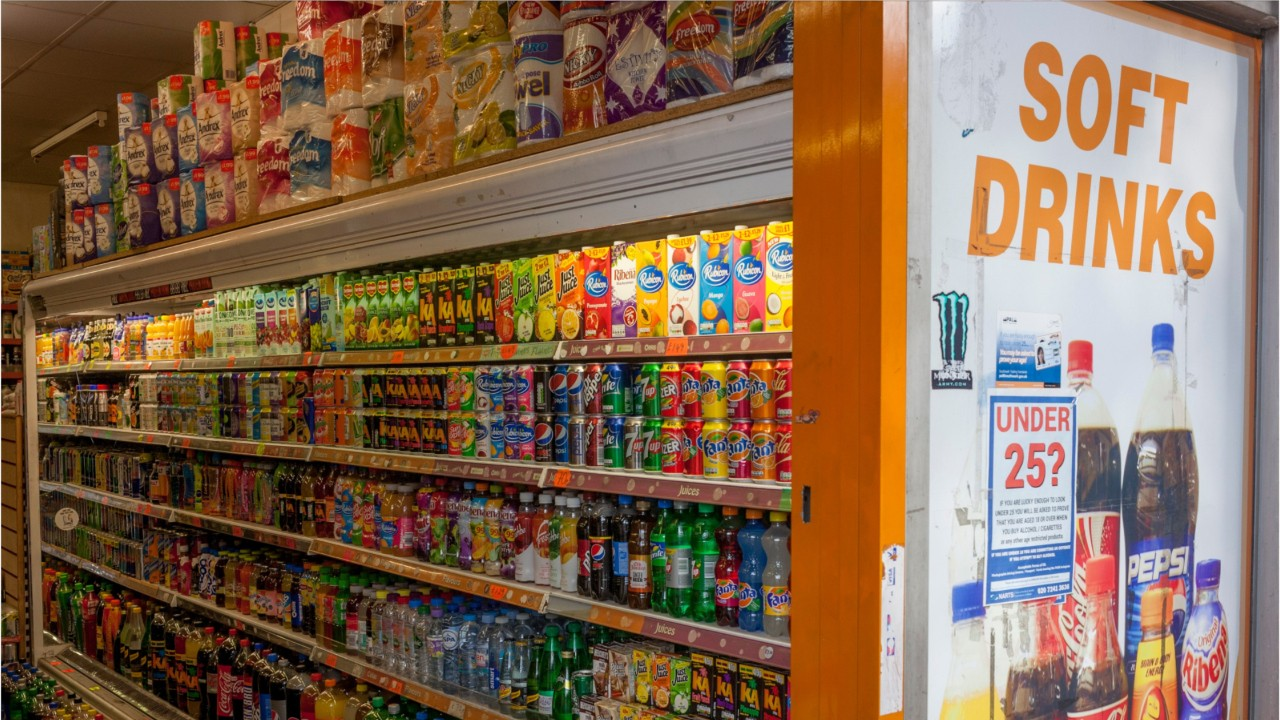 Sugary drink tax draws lawsuit from retailers