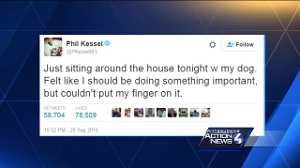 Epic burn: Phil Kessel tweets after Team USA loss
