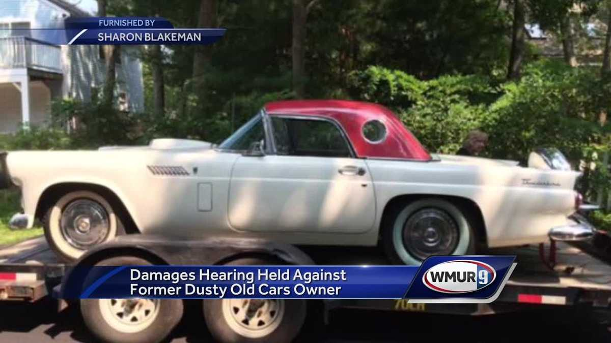 Dusty Old Cars lawsuit centers on sale of Thunderbird