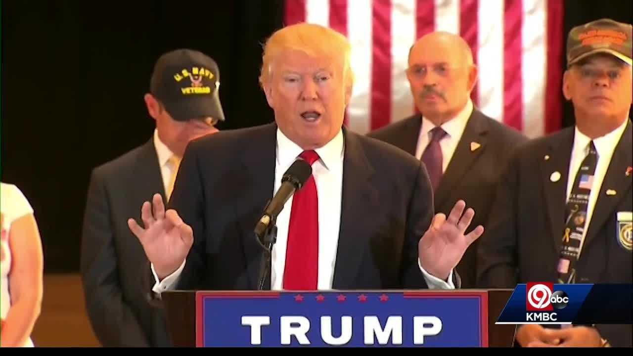 New York's Trump foundation lawsuit has Missouri connection