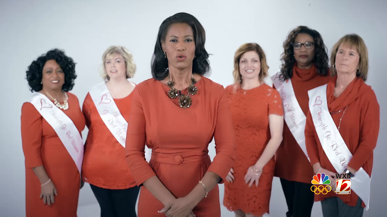 American Heart Association seeking nominations for Go Red for Women campaign