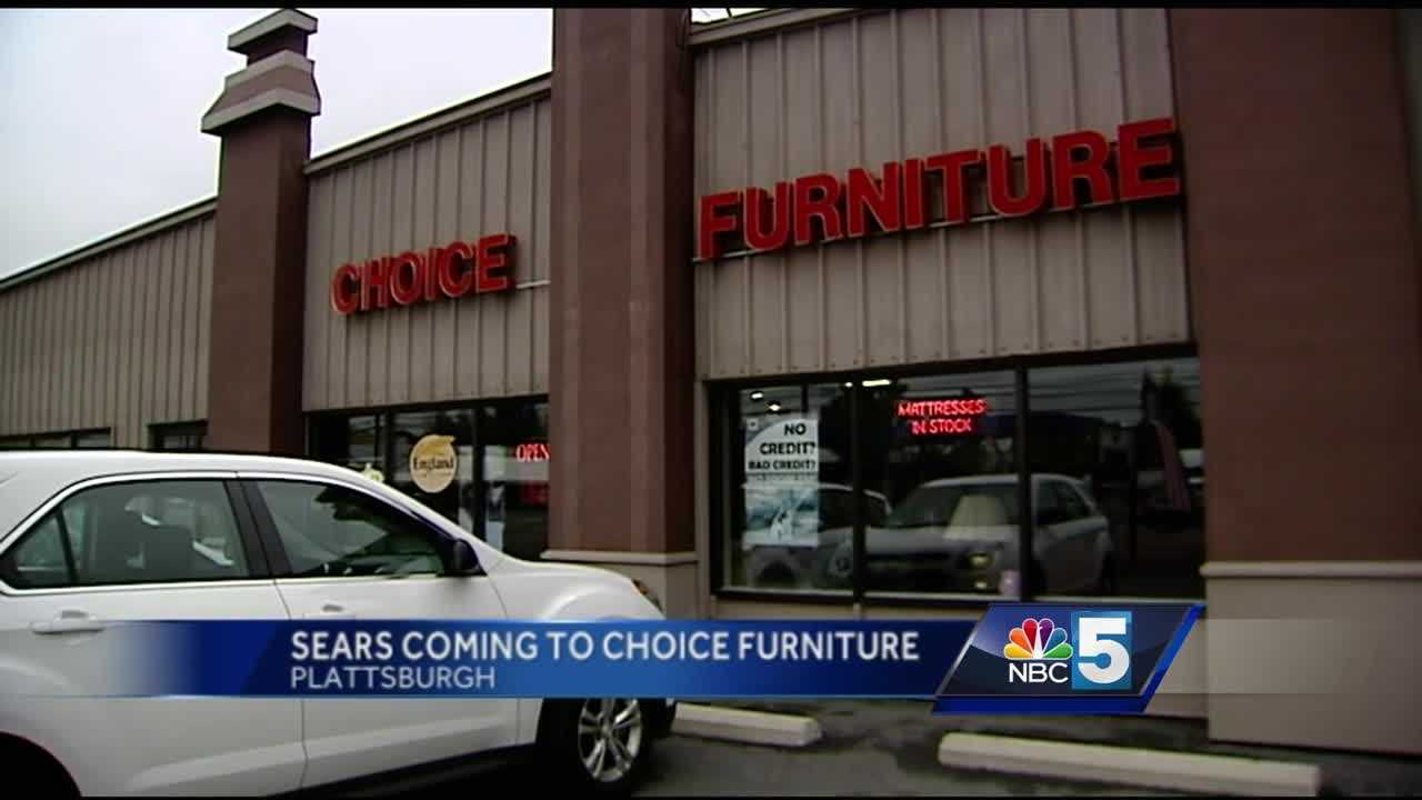 Superior Choice Furniture In Plattsburgh Will Be Selling Sears Appliances
