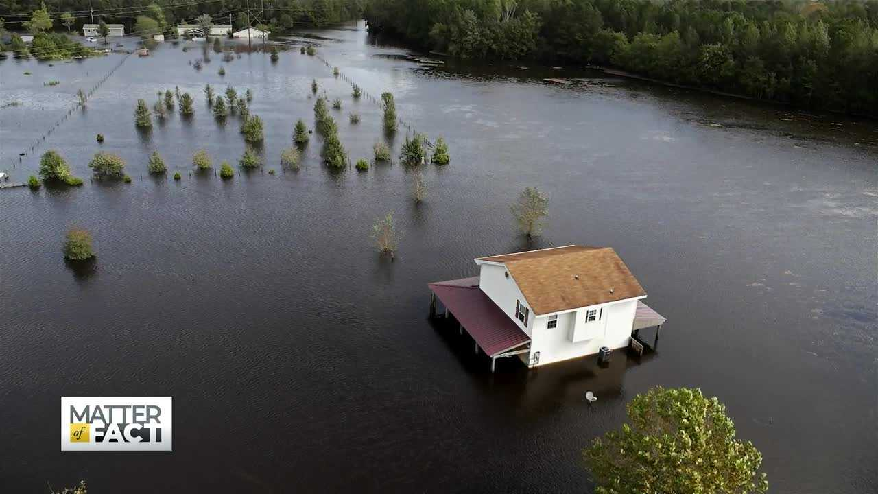 N.C. Housing Expert: None of Us Predicted Florence's Damage