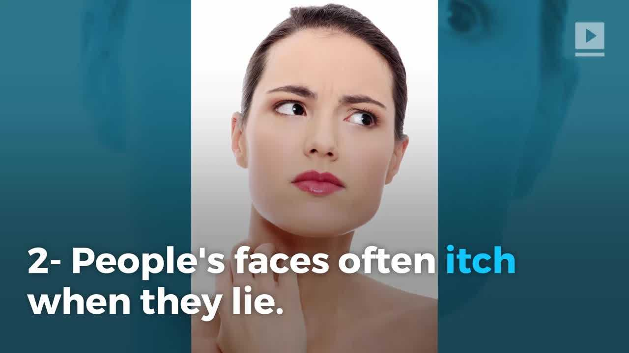 8 Ways To Tell If Someones Lying To You