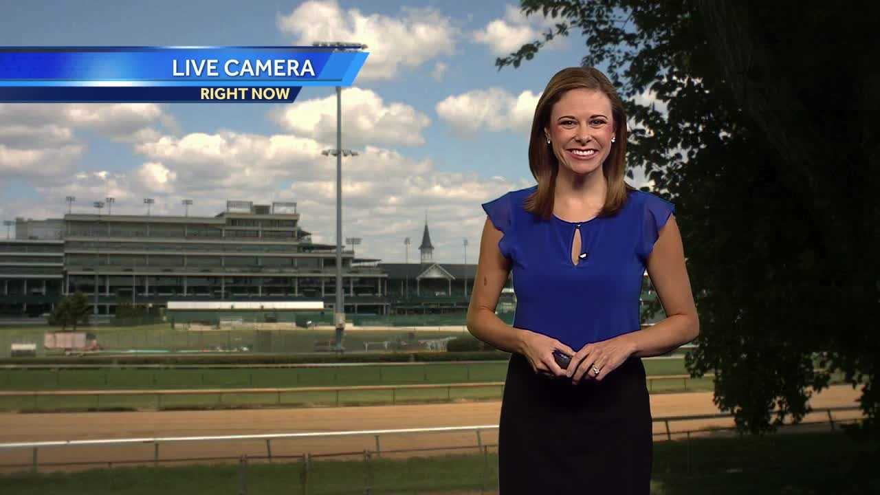 Cooler and Less Humid This Afternoon - Louisville news