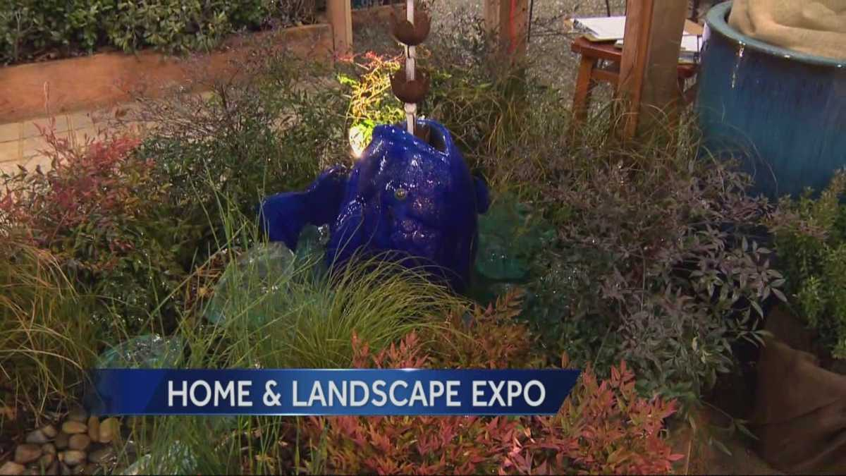 Drought Friendly Exhibits At Home And Landscape Expo