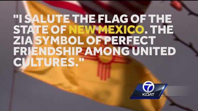 New Mexico Pledge Promotes Unity