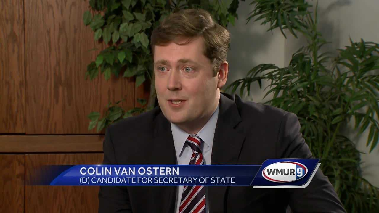 Van Ostern set to challenge Gardner for secretary of state