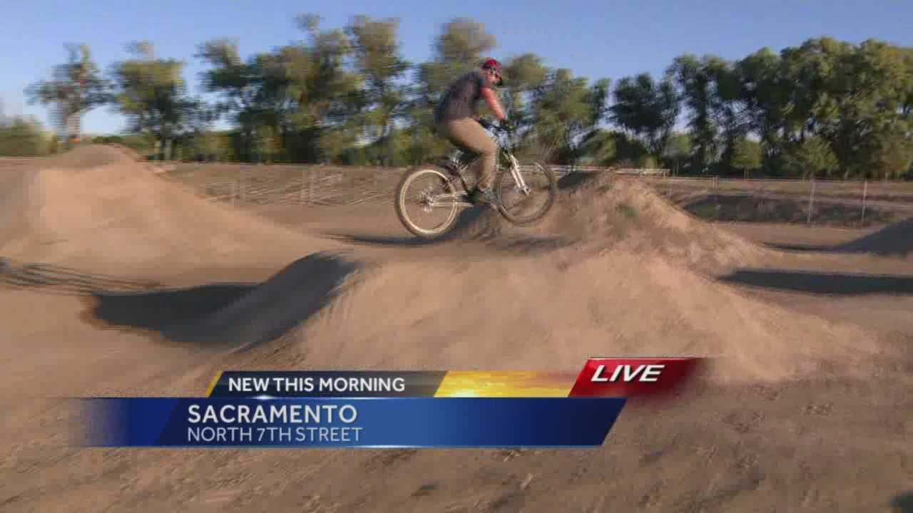 new bike park opens in downtown sacramento