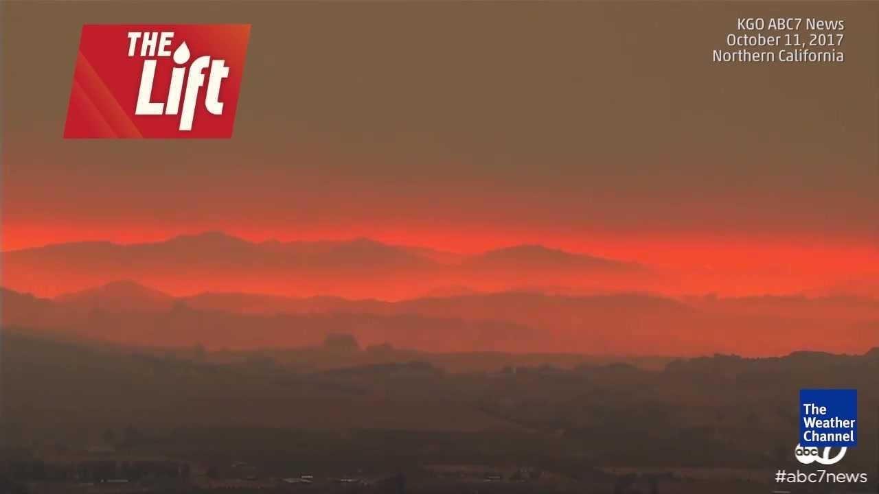 Wildfires Create 'Alien' Landscape - Pittsburgh news - NewsLocker