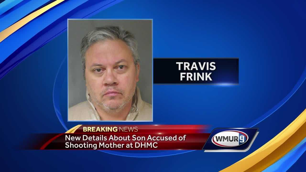 Suspect's stepfather witnessed hospital shooting, affidavit says