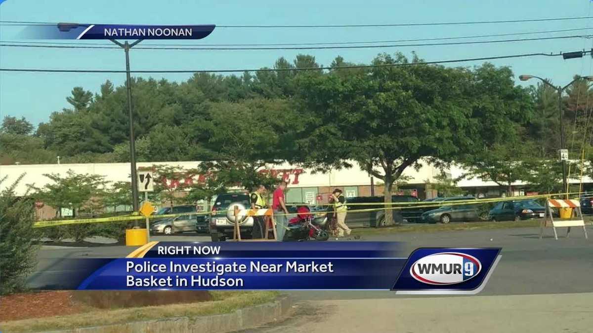police investigate crash near market basket in hudson. Black Bedroom Furniture Sets. Home Design Ideas