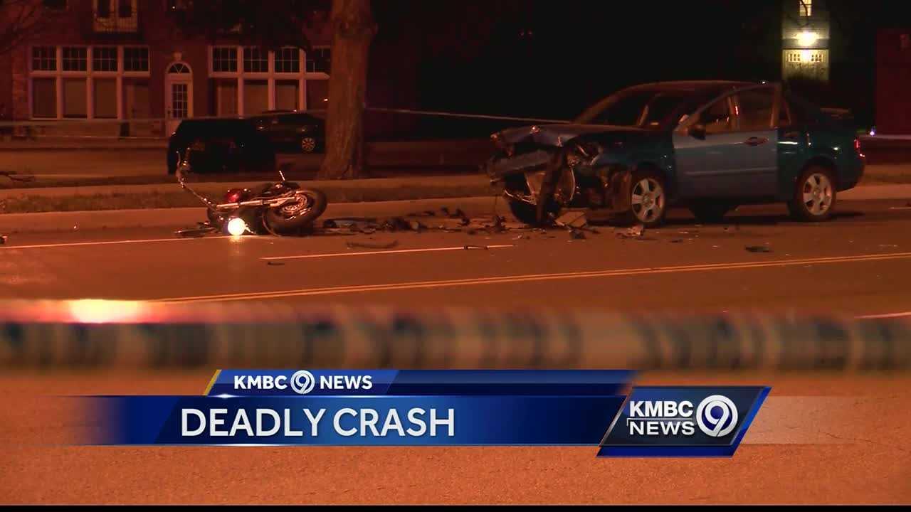 Raymore man killed in Saturday motorcycle crash - Kansas City news