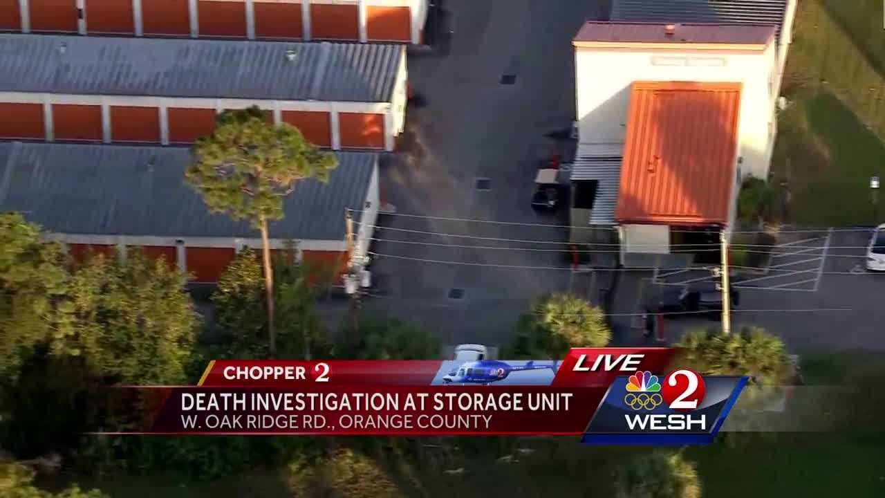 & Death investigation underway in Orange County
