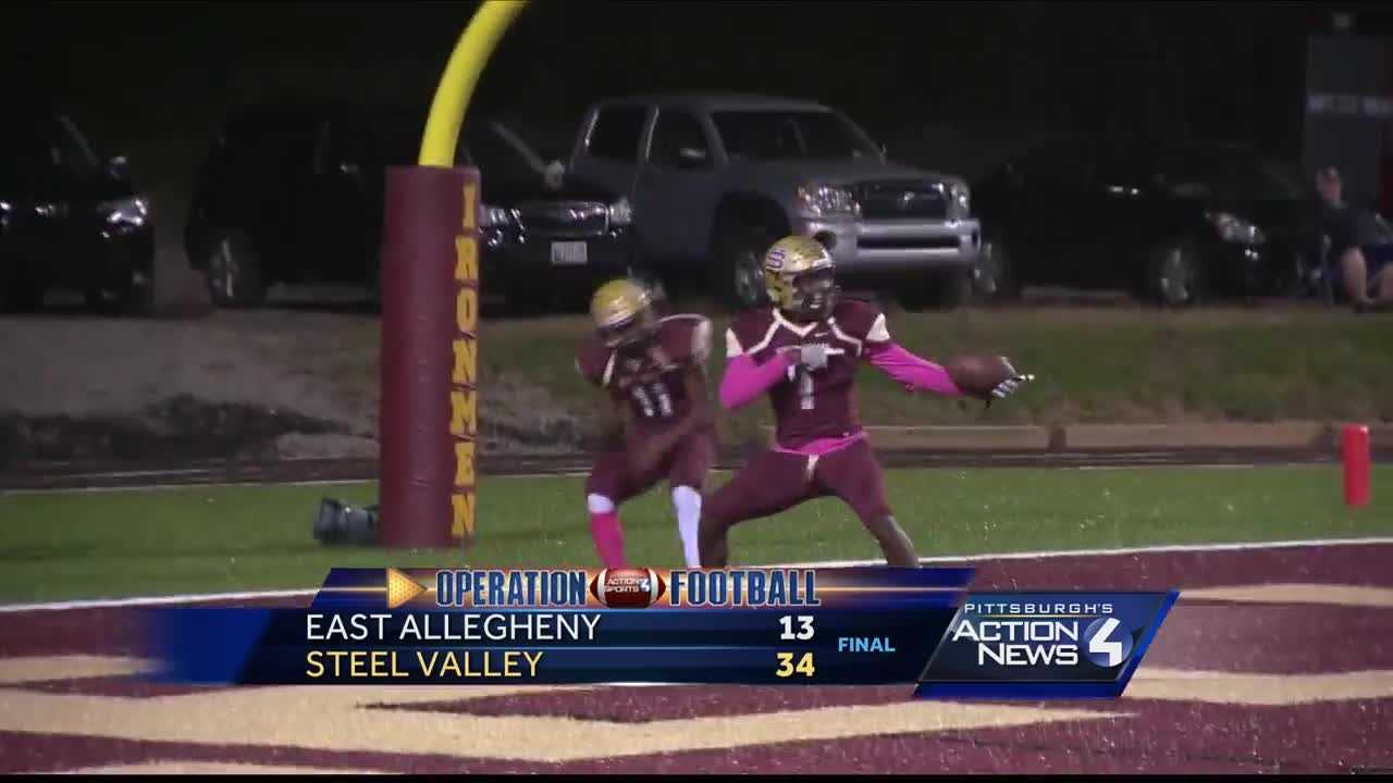 Operation Football: East Allegheny at Steel Valley highlights - Pittsburgh news - NewsLocker