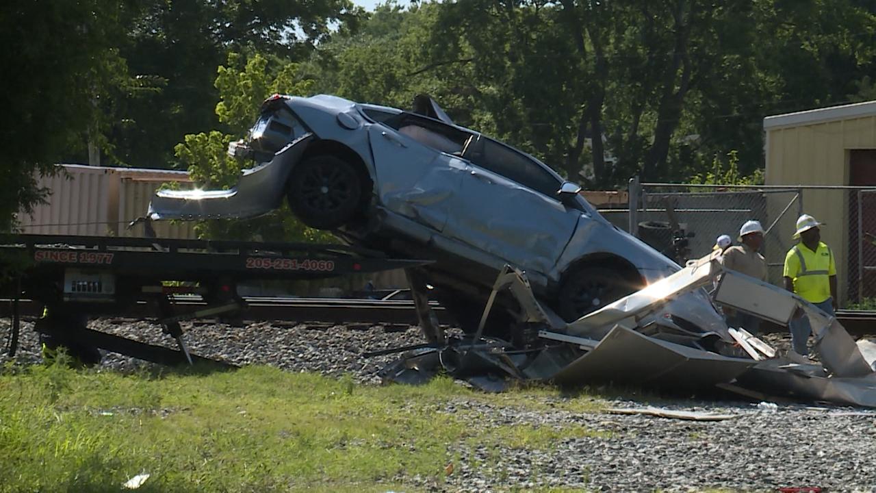 Amtrak vs car in Birmingham