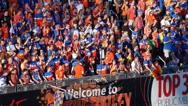 Hamilton County Commissioners to address FC Cincinnati's stadium plans
