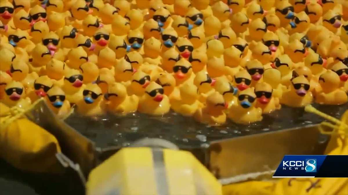 11th annual Duck Derby to benefit emergency shelter for kids