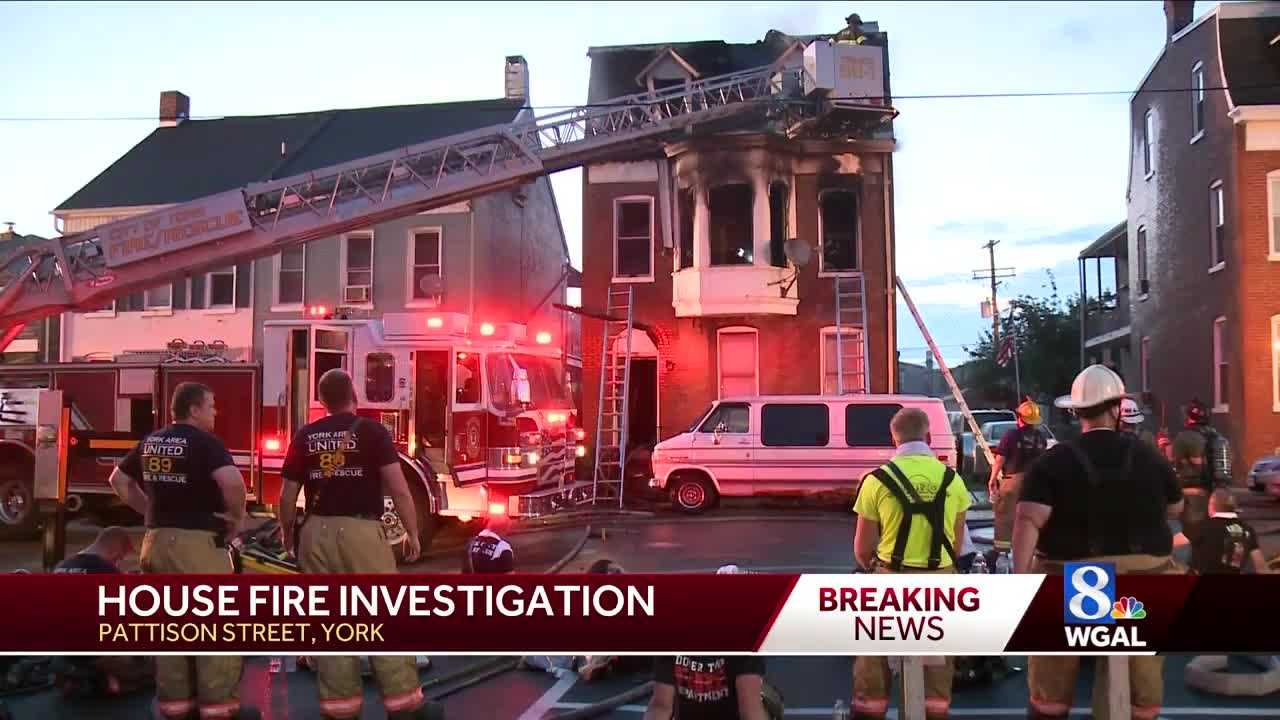 12 Year Old Girl Hospitalized After House Fire
